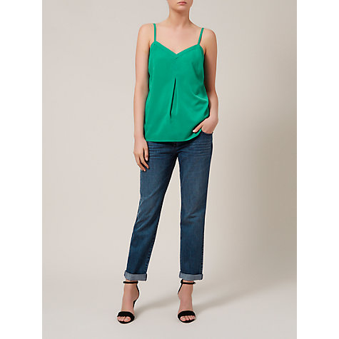 Buy Kaliko Camisole, Green Online at johnlewis.com