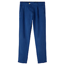 Buy Jigsaw Cotton and Linen Trousers Online at johnlewis.com