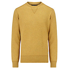 Buy Barbour International Steve McQueen™ Collection Hilt Crew Neck Jumper Online at johnlewis.com