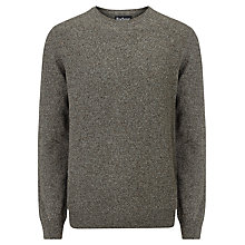 Buy Barbour Netherfield Crew Neck Jumper Online at johnlewis.com