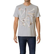 Buy Diesel T-Elko Bones T-Shirt Online at johnlewis.com
