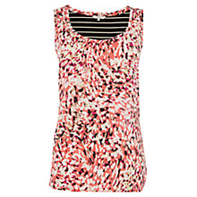 Buy Wishbone Lizzi Print Vest,  Multi Online at johnlewis.com
