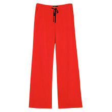 Buy Mango Flowy Baggy Trousers Online at johnlewis.com