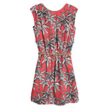 Buy Mango Palm Print Dress Online at johnlewis.com