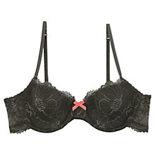 Buy Elle Macpherson Intimates Wind Chime Contour Balcony Bra, Beluga Online at johnlewis.com