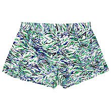 Buy Stella McCartney Solange Leaning Print Shorts, Abstract Print Online at johnlewis.com
