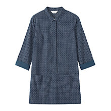 Buy Toast Ulla Shirt, Navy/Antique White Online at johnlewis.com
