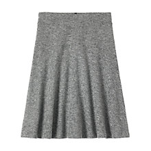 Buy Toast Ottoman Skirt, Grey Marl Online at johnlewis.com