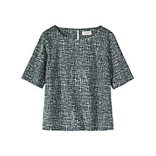 Buy Toast Pepe Print Top, Multi Online at johnlewis.com