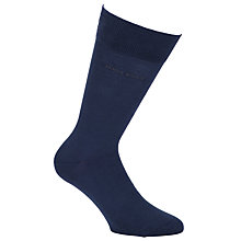 Buy BOSS Marc Solid Socks Online at johnlewis.com