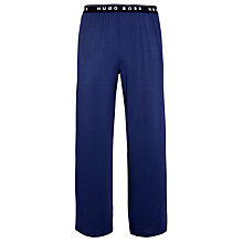 Buy BOSS Pyjama Trousers, Navy Online at johnlewis.com