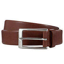 Buy BOSS Eberio Leather Belt Online at johnlewis.com