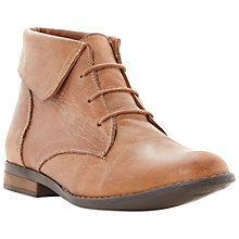 Buy Steve Madden Stingrei Leather Boots Online at johnlewis.com