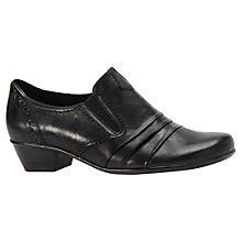 Buy Gabor Emerge Leather Shoe Boots Online at johnlewis.com