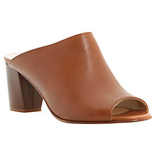 Buy Dune Flavia Mule Sandals Online at johnlewis.com