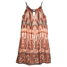 Buy Mango Paisley Print Halter Dress, Multi Online at johnlewis.com