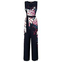 Buy Phase Eight Valerie Jumpsuit, Navy Online at johnlewis.com