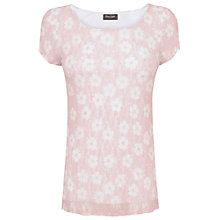 Buy Phase Eight Daisy Dot Top, Soft Rose Online at johnlewis.com