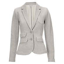 Buy Whistles Lena Double Face Jersey Blazer Online at johnlewis.com