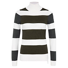 Buy Farhi by Nicole Farhi Merino Turtleneck Online at johnlewis.com