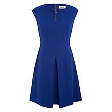 Buy Louche Corrie Dress, Blue Online at johnlewis.com