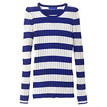 Buy Winser Striped Ribbed Jumper Online at johnlewis.com