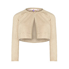 Buy John Lewis Girl Knit Party Cardigan Online at johnlewis.com