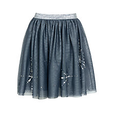 Buy John Lewis Girl Sequin Mesh Skirt Online at johnlewis.com