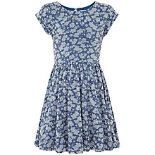 Buy Yumi Girl Burn Out Dress Online at johnlewis.com