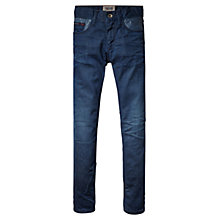 Buy Tommy Hilfiger Boys' Ronnie Slim Fit Denim Jeans, Blue Online at johnlewis.com