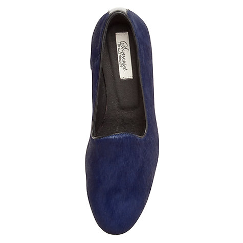 Buy Somerset by Alice Temperley Mallord Loafers, Blue Online at johnlewis.com