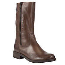 Buy John Lewis Dulwich Calf Length Leather Boots Online at johnlewis.com