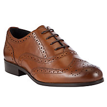 Buy Somerset by Alice Temperley Rumbold Leather Brogue Shoes Online at johnlewis.com