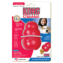Buy Rosewood Kong Dog Toy, Red Online at johnlewis.com