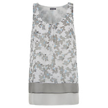 Buy Mint Velvet Mae Swing Top, Multi Online at johnlewis.com
