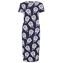 Buy Sugarhill Boutique Frida Dress, Navy Online at johnlewis.com