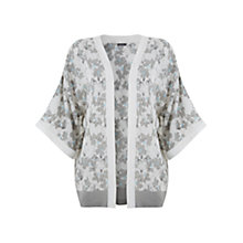 Buy Mint Velvet Mae Print Kimono, Multi Online at johnlewis.com