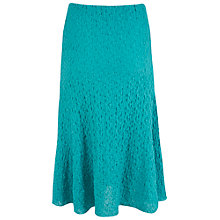Buy Chesca Bubble Skirt, Turquoise Online at johnlewis.com