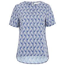 Buy Sugarhill Boutique Seahorse Top, Dusky Blue Online at johnlewis.com