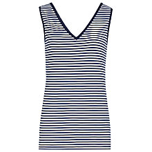 Buy Reiss Ona V-Neck Tank Top Online at johnlewis.com