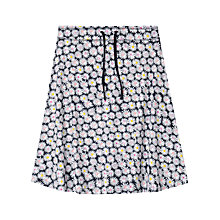 Buy Seasalt Irenie Daisy Print Skirt, Multi Online at johnlewis.com