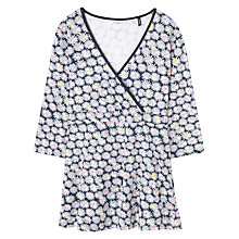 Buy Seasalt Neya Daisy Tunic, Multi Online at johnlewis.com