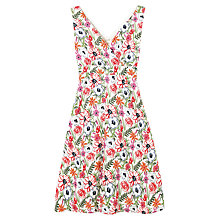 Buy Seasalt Killigrew Floral Dress, Multi Online at johnlewis.com