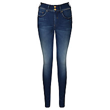 Buy Salsa Secret Push-In Premium Jeans, Blue Online at johnlewis.com