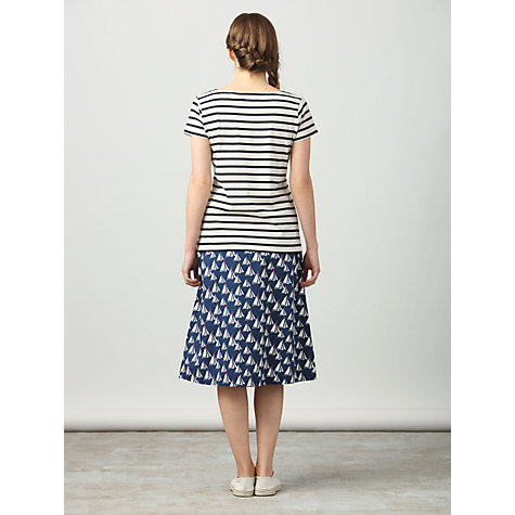 Buy Seasalt Potter Sailing Boat Skirt, Blue Online at johnlewis.com