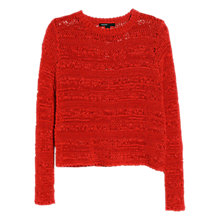 Buy Mango Open Knit Jumper Online at johnlewis.com