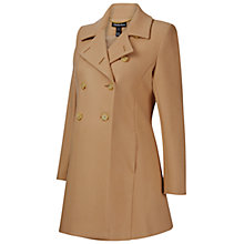 Buy Isabella Oliver Maternity Alma Coat, Camel Online at johnlewis.com