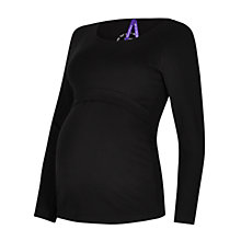 Buy Séraphine Laina Long Sleeve Nursing Maternity Top Online at johnlewis.com