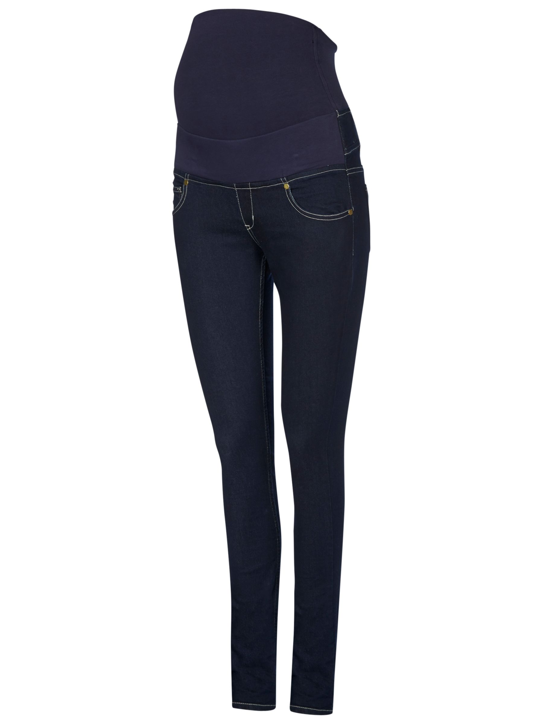 Isabella Oliver Isabella Oliver Zadie Super Stretch Skinny Denim Maternity Jeans, Indigo