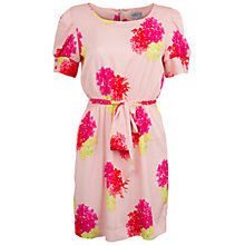 Buy Whistle & Wolf Tropical Neon Floral Dress, Multi Online at johnlewis.com